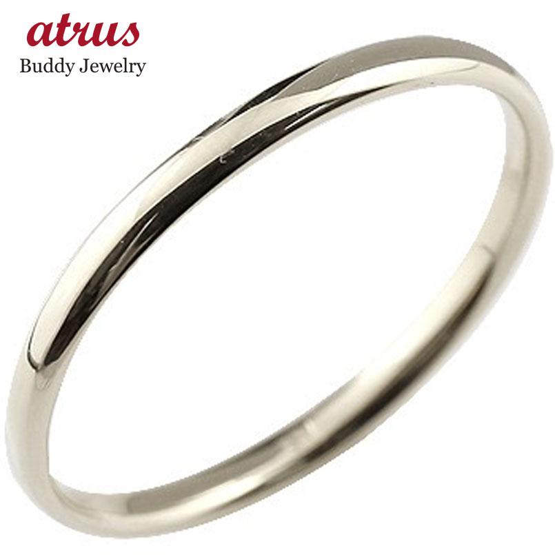 ピンキーリング プラチナリング 指輪 地金リング リーガルタイプ 宝石なし pt900 レディース ストレート 送料無料