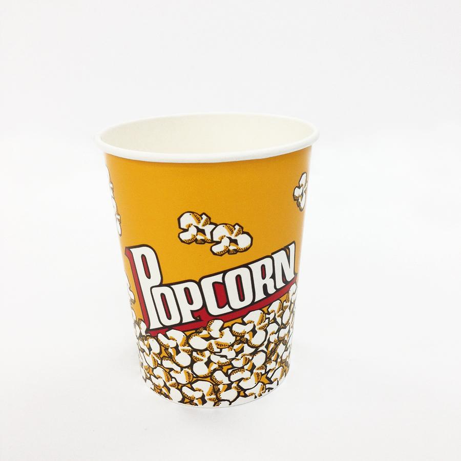 ポップコーンカップ 960ml(32オンス) 1パック:500個入り BMT-024 紙カップ