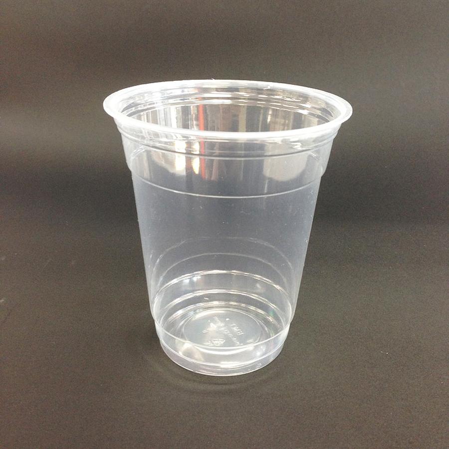 COLDドリンクに最適なプラカップ! PPプラスチックカップ 420ml(14オンス) 92mm口径 2000個 (PP製) BMT-015