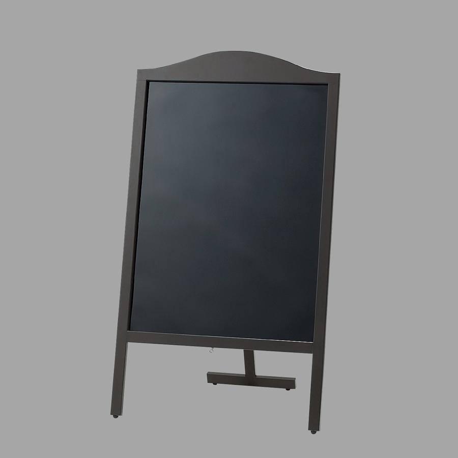 片面ボード ブラックボード YBD90-1 木製 片面マーカー用