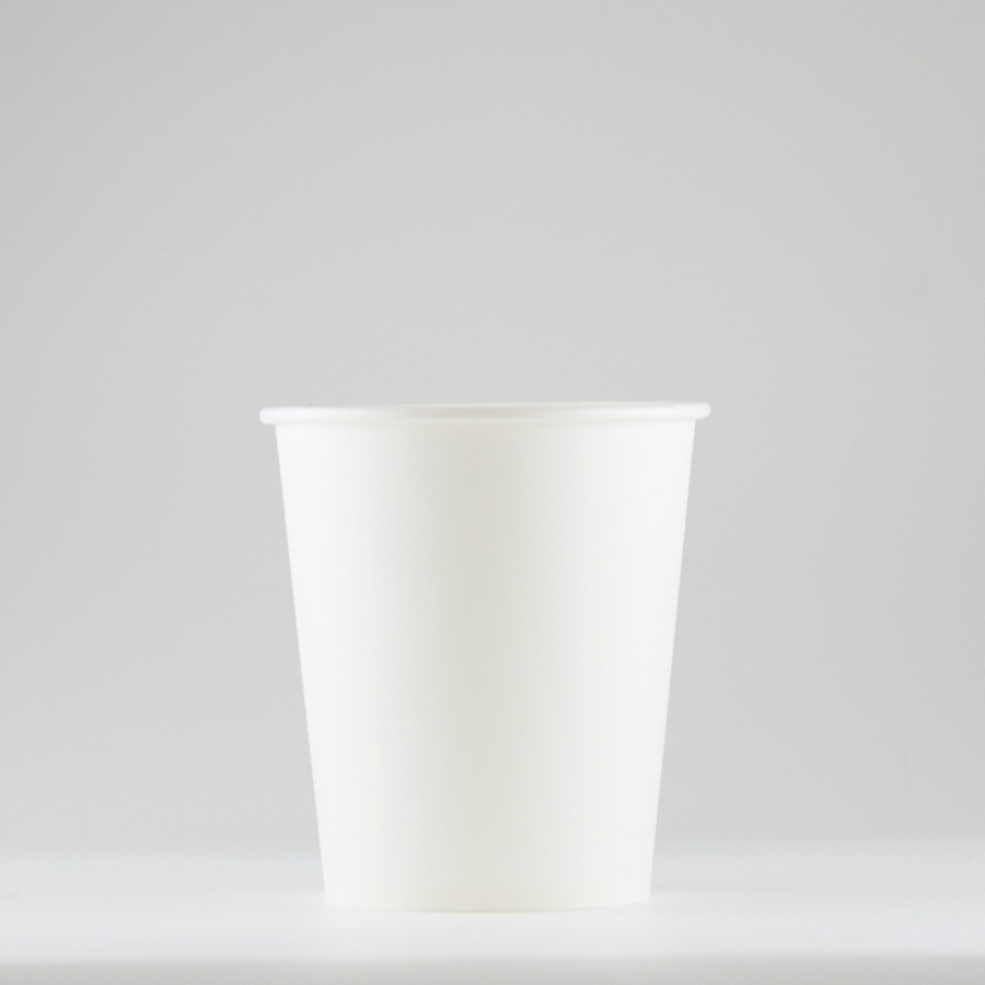 紙コップ 211ml(7オンス) 1パック:2000個入り SM-205無地 【テイクアウト紙カップ・業務用・使い捨て食品容器】