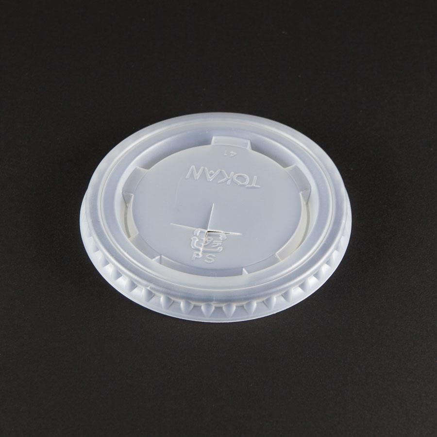 紙コップ用フタ 口径69.3mm 2500個 SMT-90-F PSN×穴蓋 【お祭りイベントテイクアウト・業務用・使い捨て食品容器】
