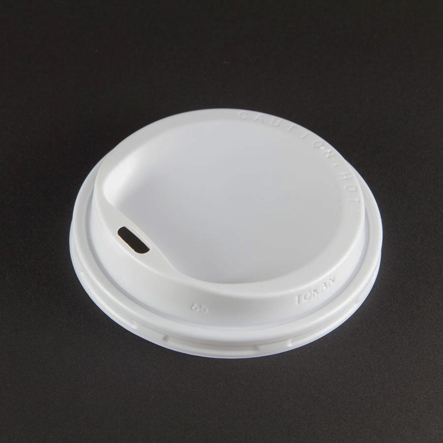 紙コップ用フタ 口径89.7mm 2000個 SMT-520-F PSW ドリンキングリッド白 【お祭りイベントテイクアウト・業務用・使い捨て食品容器】