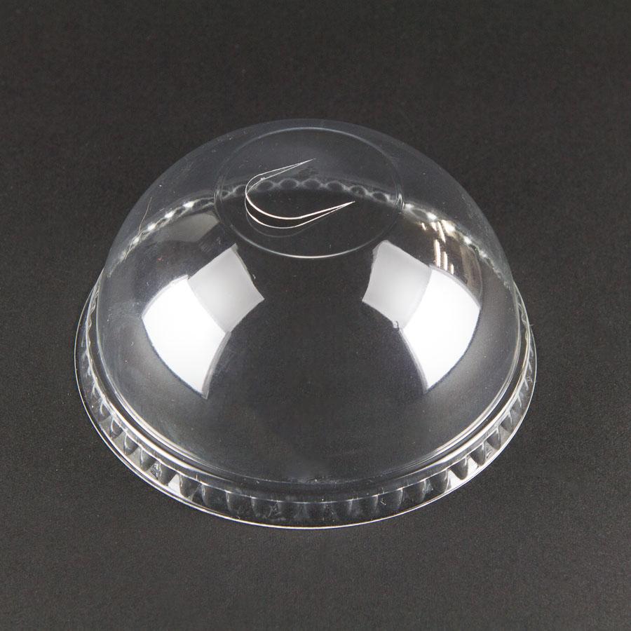 プラカップ用フタ 2000個 T88 ドーム蓋(ストロー穴付) 【お祭りイベントテイクアウト・業務用・使い捨て食品容器】