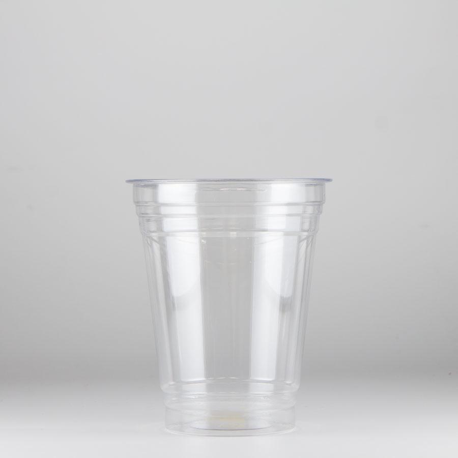 丈夫で安心のメーカー品です プラスチックカップ 蔵 370ml 買い物 12オンス 88mm口径 1 000個 無地 お祭りイベントテイクアウト PET製 業務用 T-88-370 使い捨て食品容器