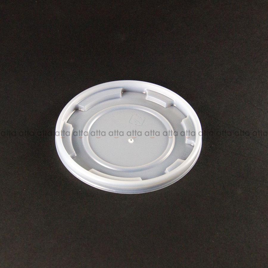 紙コップ用フタ 口径80mm 3000個 SMP-250D-F PS+PPラミ耐熱リッド 【テイクアウト・業務用・使い捨て食品容器】