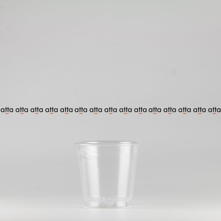 試飲用プラカップ 51ml(1.7オンス) 51mm口径 3000個 (PS製) ボトムカップ【テイクアウト紙カップ・業務用・使い捨て食品容器】