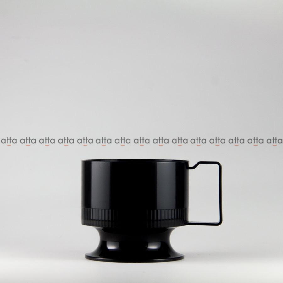インサートカップホルダー(※W81-200M専用) 200個 HM-10ブラック 【テイクアウト・イベント・業務用・お祭り・使い捨て食品容器】