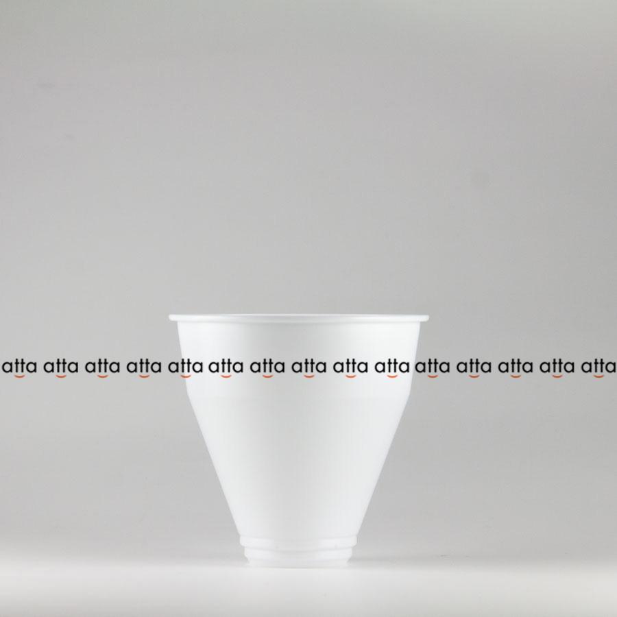 インサートカップU(※カップホルダーUY黒専用) 204ml(7オンス)・3000個 【テイクアウト・イベント・業務用・お祭り・使い捨て食品容器】