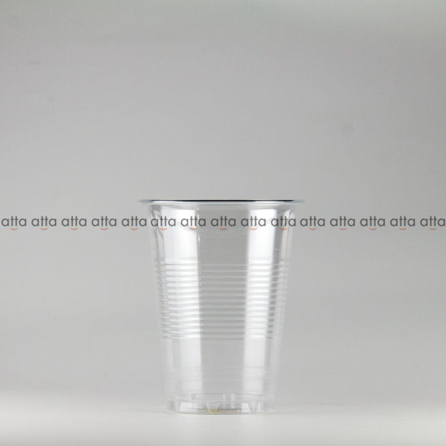 プラカップ 218ml(7オンス) 71mm口径 2500個 (PET製) クリアーカップ7オンス(PET)SNP【テイクアウト紙カップ・業務用・使い捨て食品容器】
