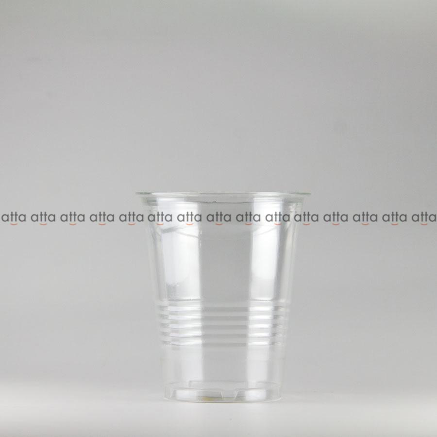 プラカップ 270ml(9オンス) 77mm口径 2500個 (PET製) クリアーカップ9オンス(PET)SNP【テイクアウト紙カップ・業務用・使い捨て食品容器】