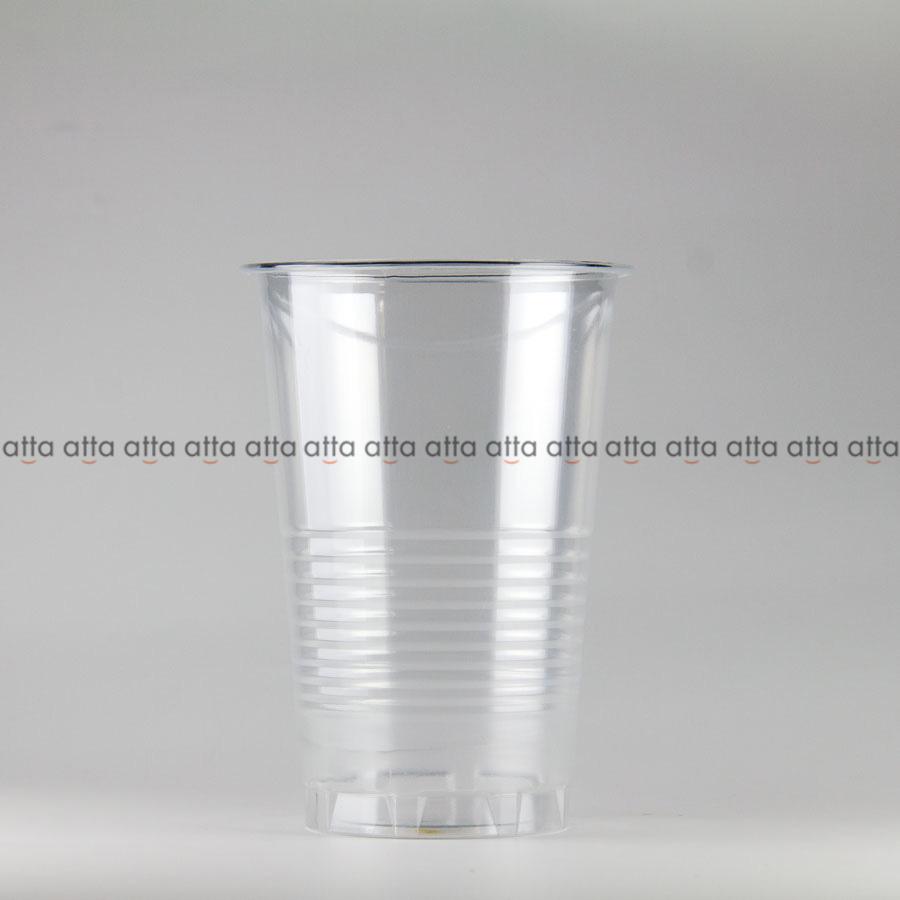 プラカップ 405ml(14オンス) 84mm口径 1000個 (PET製) クリアーカップ14オンス(PET)SNP【テイクアウト紙カップ・業務用・使い捨て食品容器】