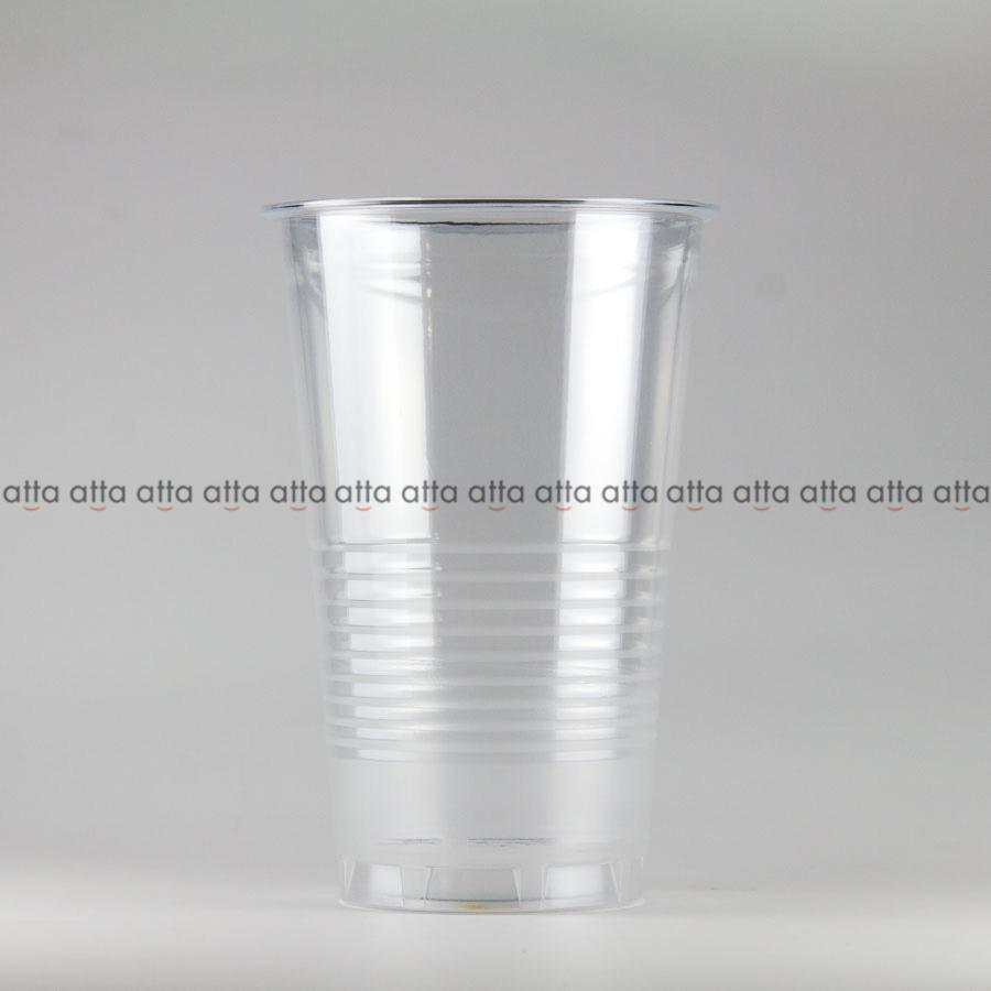 プラカップ 520ml(18オンス) 89mm口径 1000個 (PET製) クリアーカップ18オンス(PET)SNP【テイクアウト紙カップ・業務用・使い捨て食品容器】