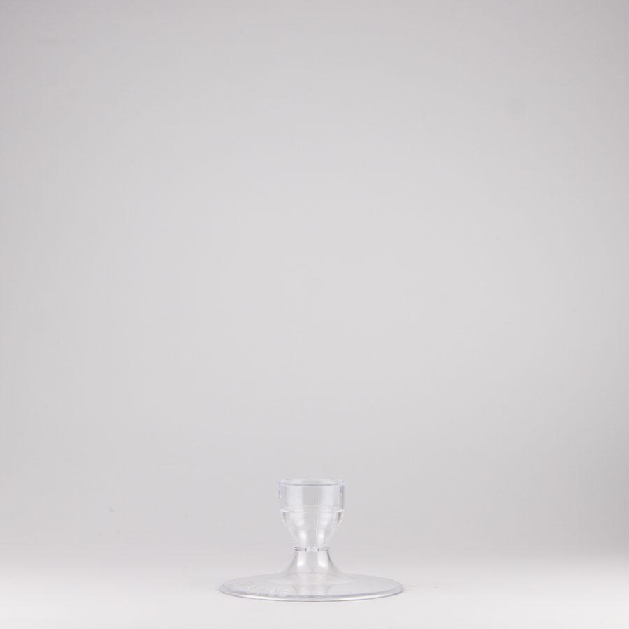 デザートカップ専用台座 口径22×高さ35×底径60mm 1000個 台座S-6020H