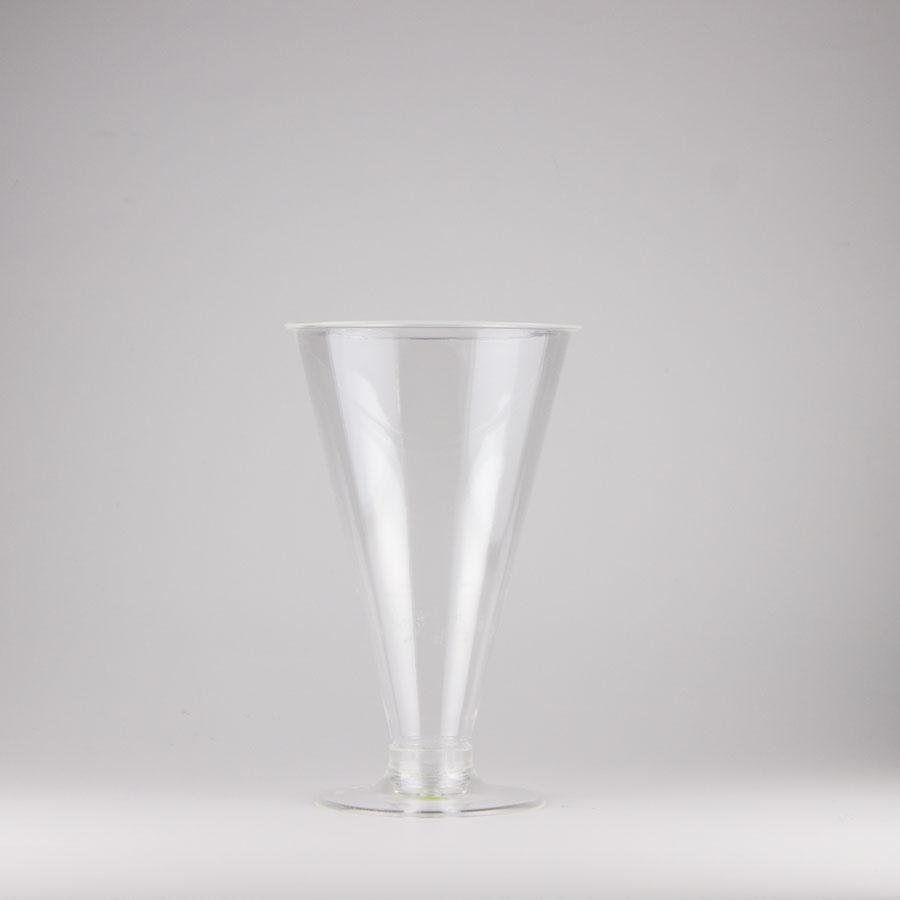 デザートカップ(台座別売) パフェカップ 200ml 1000個 DI-200AC