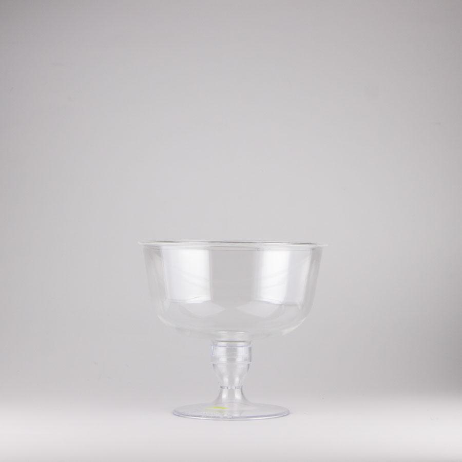 デザートカップ(台座別売) パフェカップ 240ml 1000個 BI-250AC