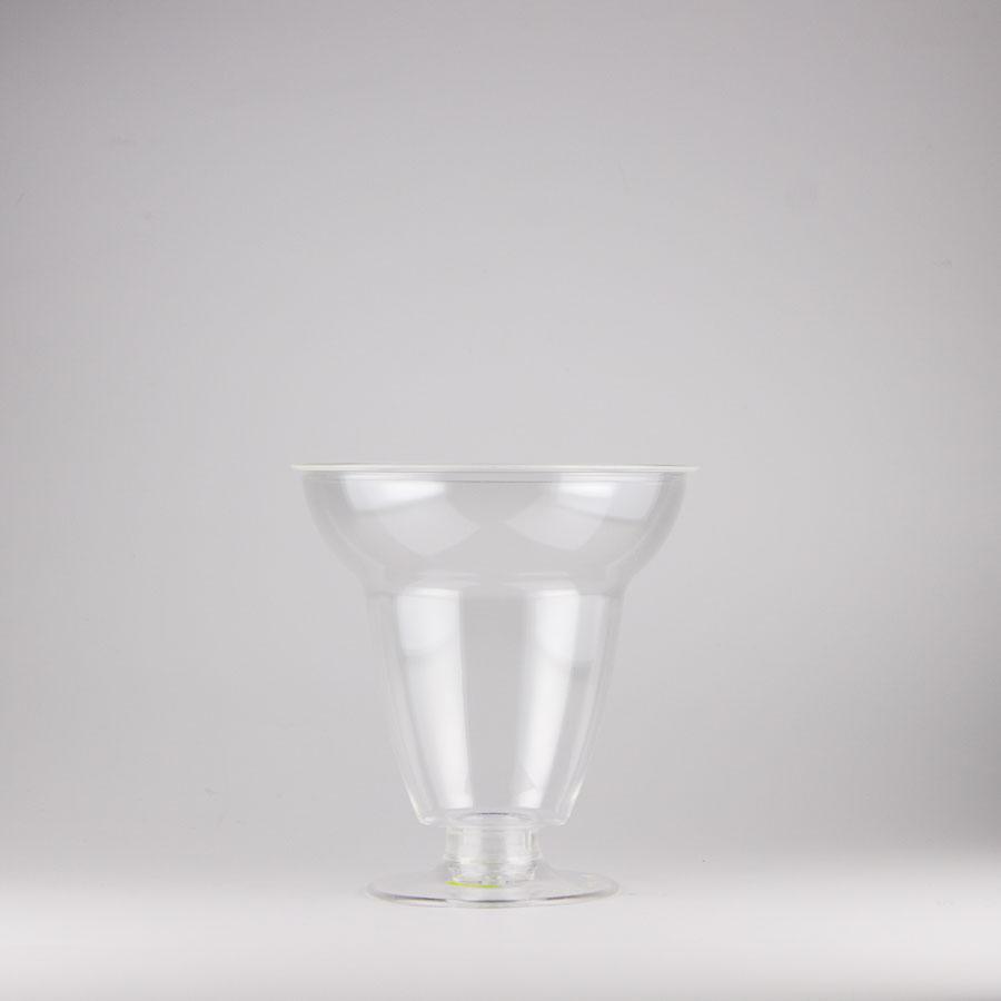 台座は別売りのデザートカップ デザートカップ(台座別売) パフェカップ 260ml 1000個 BI-265AC