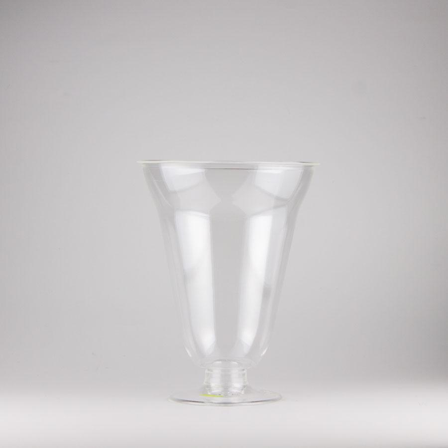 デザートカップ(台座別売) パフェカップ 355ml 1000個 BI-355AC