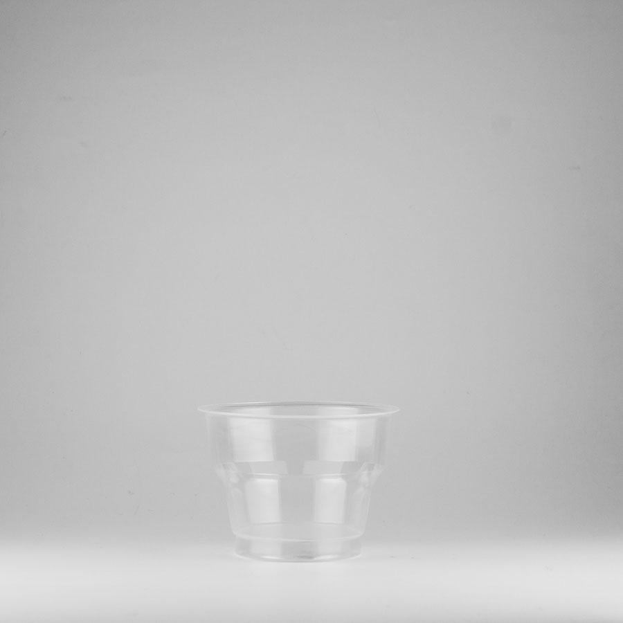 デザートカップ 155ml   77mm口径 1000個 DIP-157