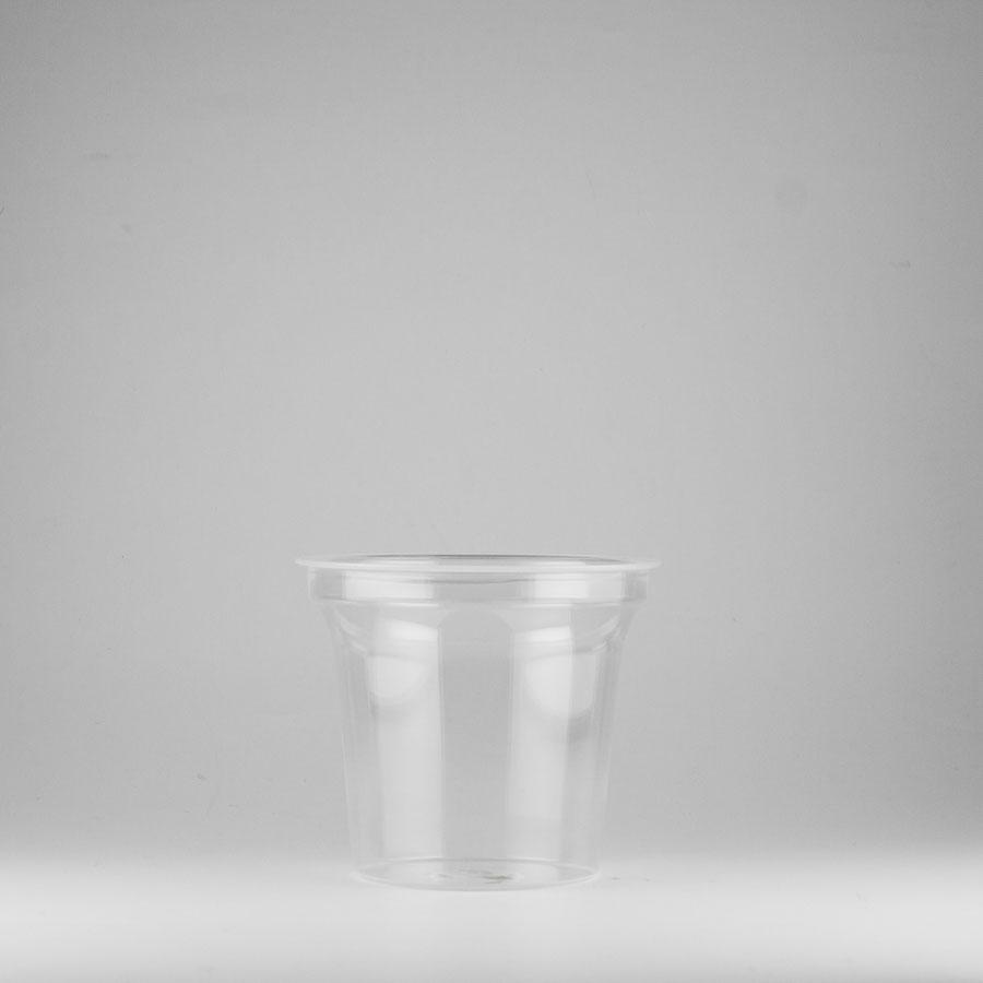 使い捨てのデザートカップ デザートカップ 265ml  88mm口径 1000個 CIP-265