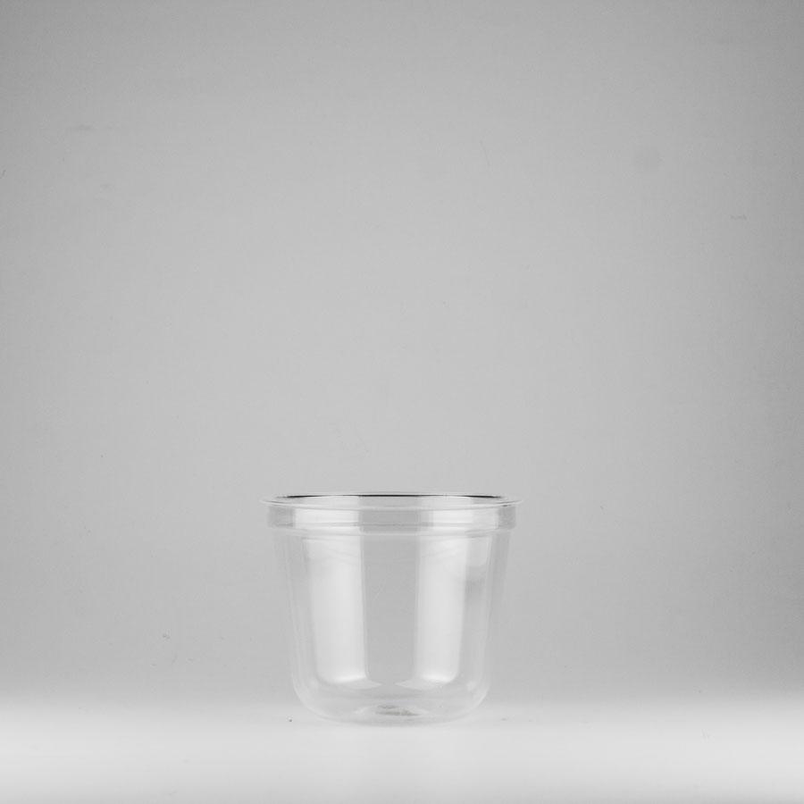 デザートカップ 200ml   77mm口径 1000個 DI-195