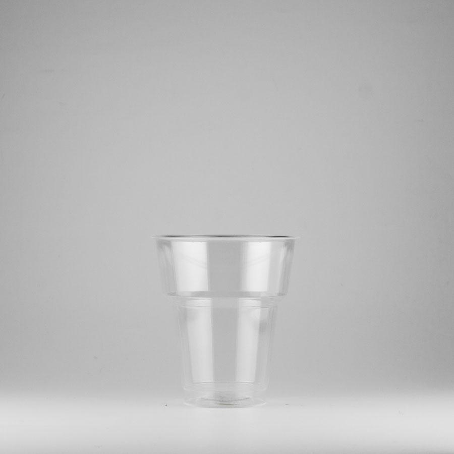 デザートカップ 215ml   77mm口径 1000個 DI-205