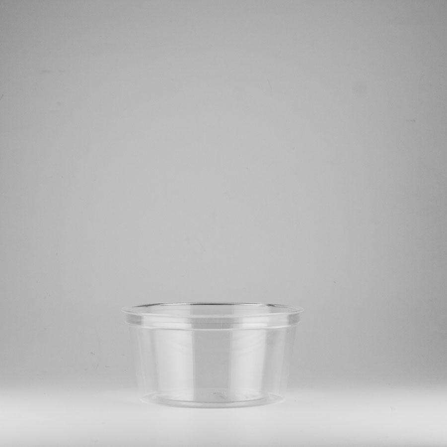 デザートカップ 250ml   96mm口径 1000個 BI-200A