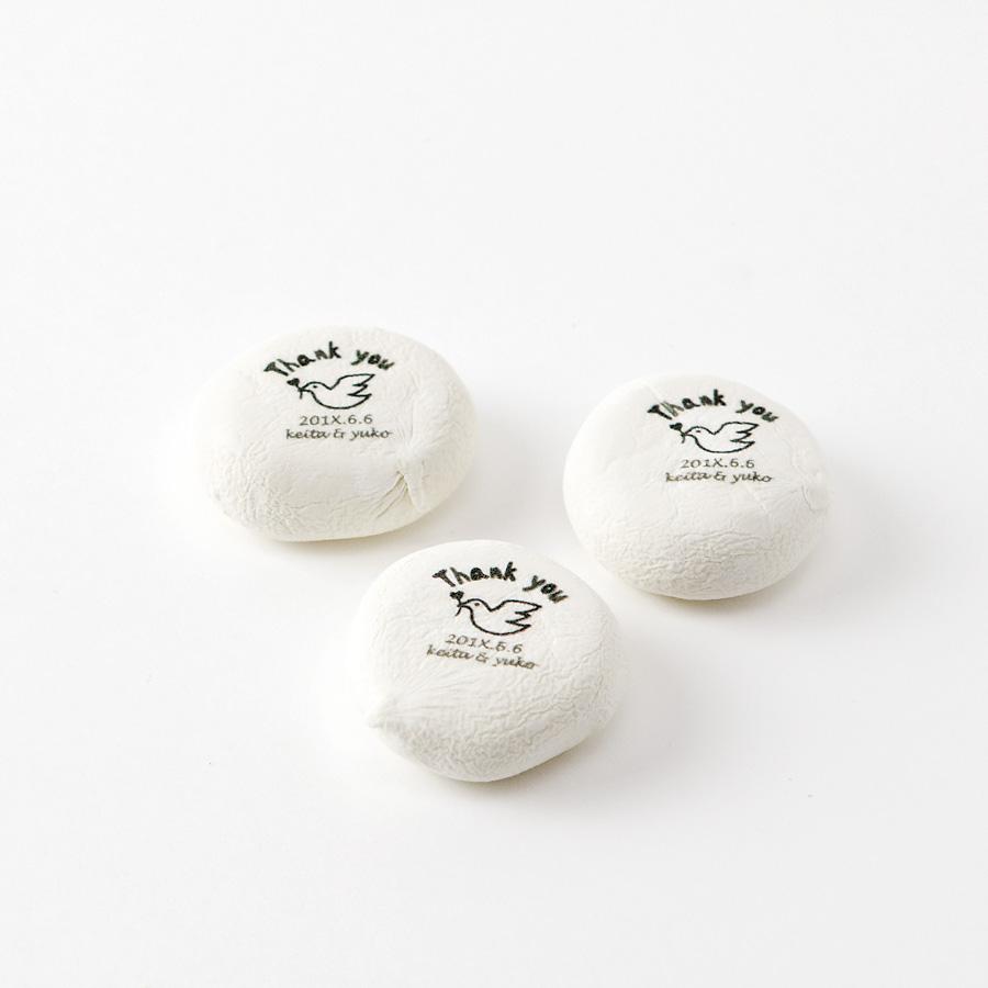 プレゼントにいかがですか#9825; 可食プリント マシュマロ チョコクリーム 丸型 1セット10個 食べられる印刷 KSKP-0002 ★