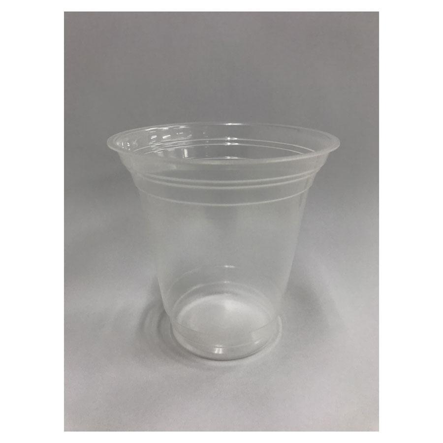 プラスチックカップ ※ホットドリンク対応 360ml 96mm口径 1000個(PP製) PP F360SS無地