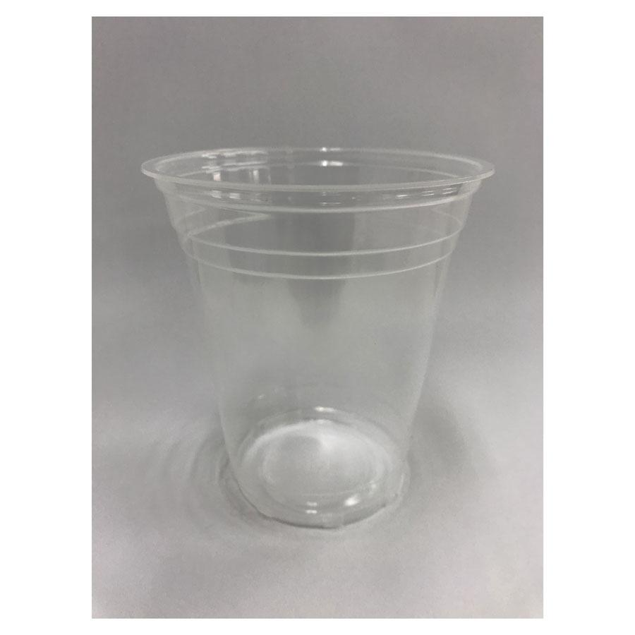 プラスチックカップ ※ホットドリンク対応 410ml 96mm口径 1000個(PP製) PP F410S無地