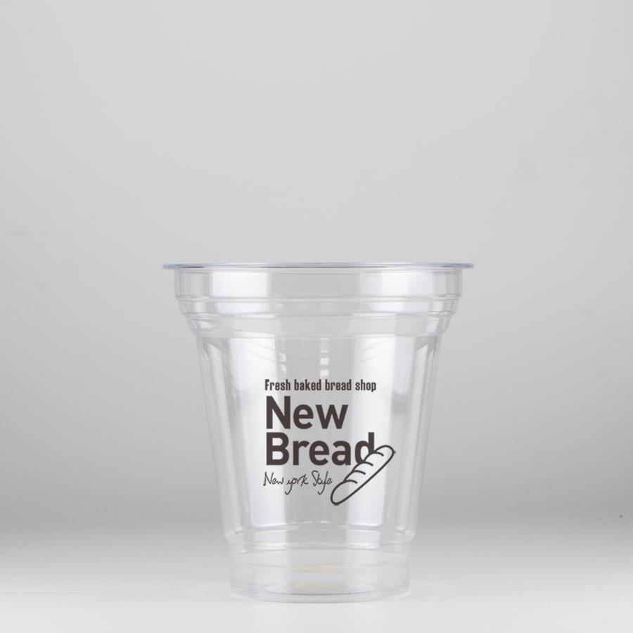 名入れプラカップ 10000個 375ml(11オンス) 96mm口径 T-96-375SH-Naire プラスチックカップ ※納期校了後約60日※メールでのやり取りが必要です