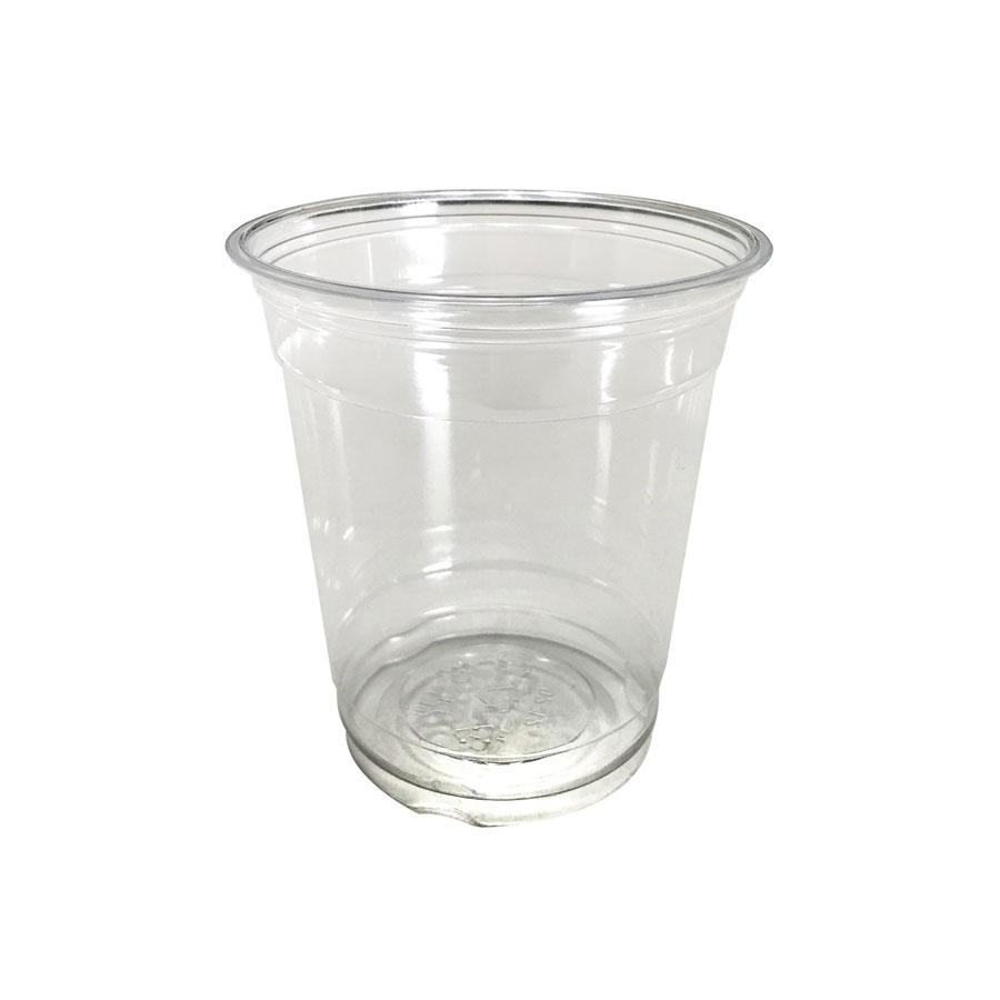クリアーPETカップ 397ml(14オンス) 92mm口径 1000個 (PET製) BMT-043 プラスチックカップ