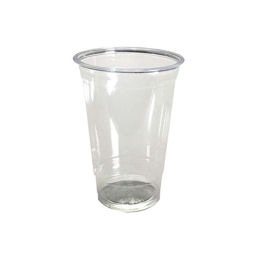 クリアーPETカップ 482ml(17オンス) 92mm口径 1000個 (PET製) BMT-044 プラスチックカップ