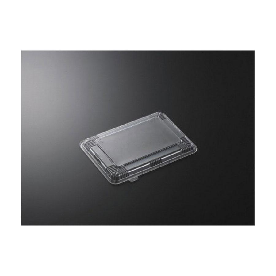 専用蓋(CTガチ弁IK23-17C2 BK専用) 蓋のみ900個 230x170x20mm ※電子レンジ不可 CTガチ弁IK23-17 蓋(30841) ※代引き不可商品