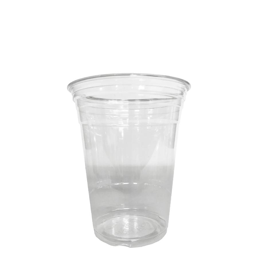 プラスチックカップ 524ml(16オンス) 98.4mm口径 1000個 HTB-16 HONOR ※沖縄・離島 送料別途 【お祭りイベントテイクアウト・業務用・使い捨て食品容器】