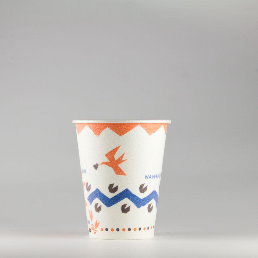 発泡断熱紙コップ 211ml(7オンス) 1500個 SM-205D エルコンドルパンサー 【テイクアウト・イベント・業務用・お祭り・使い捨て食品容器・紙カップ】
