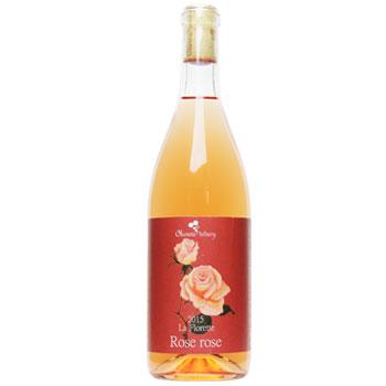 奥野田葡萄酒 ラ・フロレット ローズ・ロゼ 720ml ロゼワイン 日本ワイン 国産 山梨