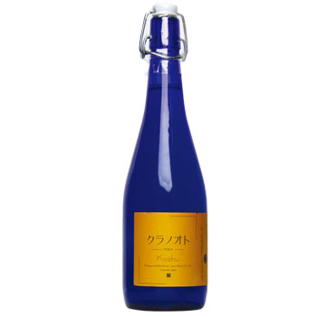 無濾過・非加熱だから、フレッシュさが断然違います。 フジッコワイナリー[フジッコ クラノオト 甲州辛口 720ml]白ワイン 辛口 日本ワイン 国産 山梨