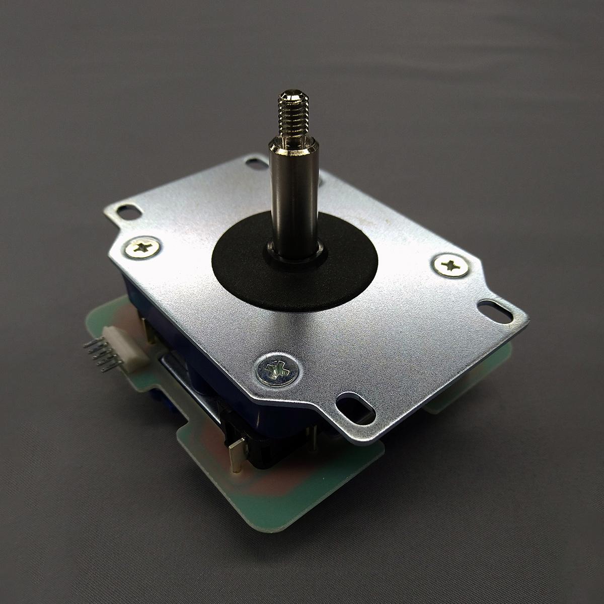アケコンとの互換性を高めた セイミツ工業の人気レバー セイミツ工業 LS-32-01-MS シャフトカバー無し 基盤タイプジョイスティックレバー 即日出荷 与え