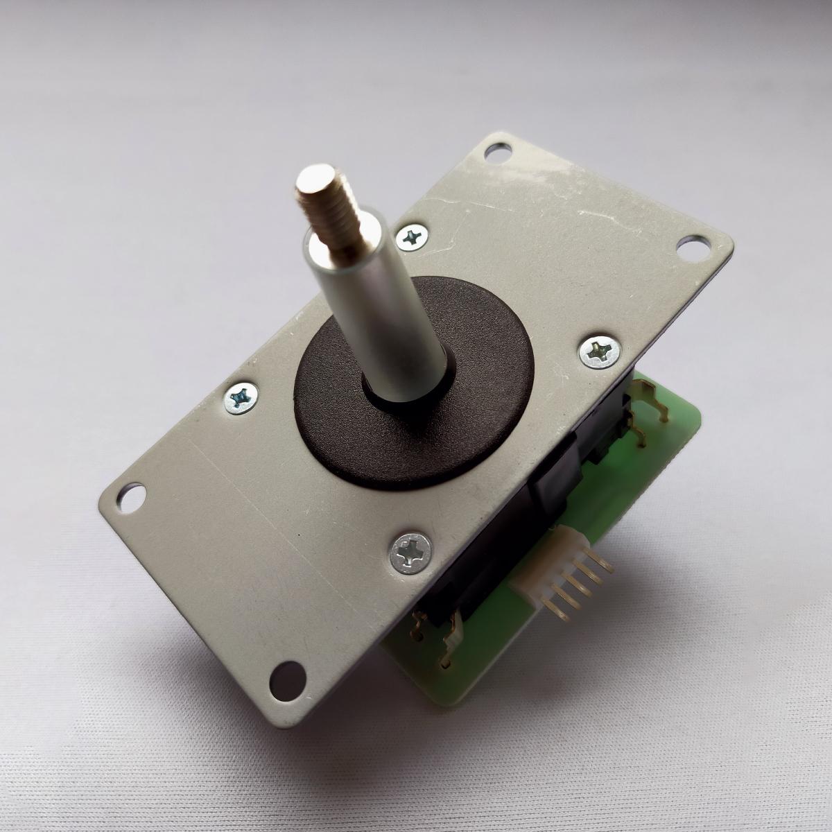 セイミツ工業の特殊スプリング採用レバー セイミツ工業 LSH-56-01 変則バネ仕様ジョイスティック 入手困難 6 国内在庫 2受注開始6 4以降入荷次第発送予定
