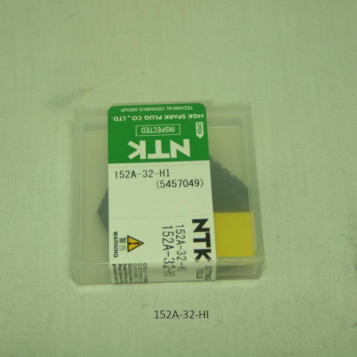 NTK 日本特殊陶業 ハイス 新発売 ドリル用チップ スローアウェイドリル用ハイスDrillTip 152A-32-HI クリアランスsale!期間限定!