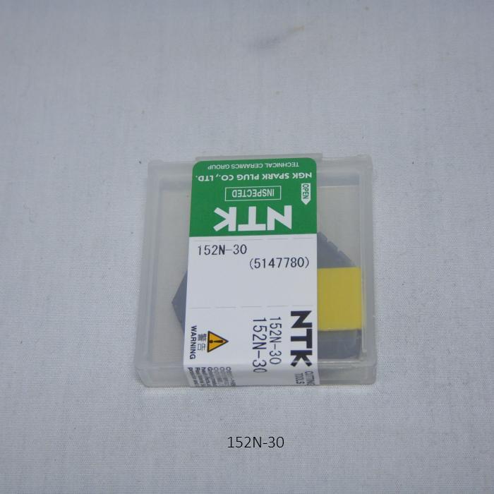 NTK ハイス・ドリル用チップ  スローアウェイドリル用ハイスDrillTip 152N-30