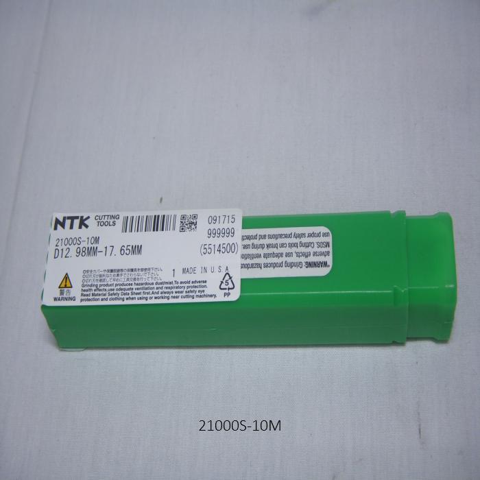 NTK スローアウェイドリル用ホルダ  ミリサイズストレートフランジナシ 21000S-10M