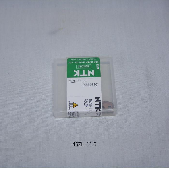 NTK ハイス・ドリル用チップ  スローアウェイドリル用ハイスDrillTip 45ZH-11.5