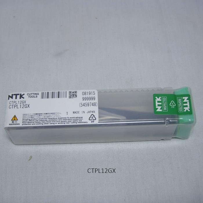 NTK 突切りバイト用ホルダ SSバイト突切り用CTP型 CTPL12GX