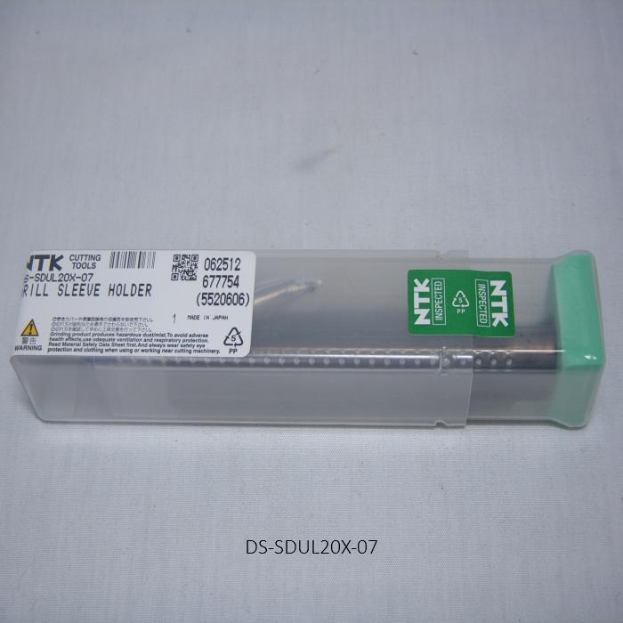 NTK 外径加工用ホルダ DSホルダ外径加工用55゚菱ポジ DS-SDUL20X-07