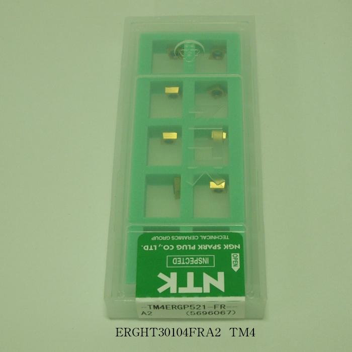 NTK バイト用チップ SSバイト SELR型用TA ERGHT30104FRA2 PVDコーテッド超硬 TM4