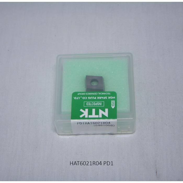 NTK カッター用チップ  ALC/HPC用PCDチップ HAL HAT6021R04 PCD・ダイヤ PD1
