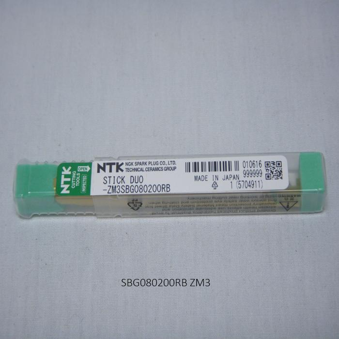 NTK 超硬ソリッドボーリングバー SSバイト超硬ソリッドバーSBG型 SBG080200RB