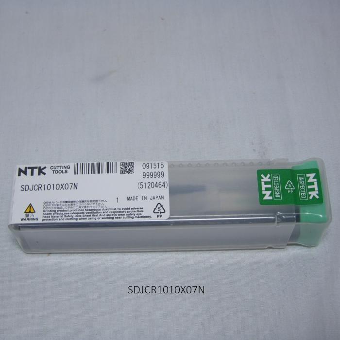 NTK 外径加工用ホルダ ホルダ 55゚菱ポジ オフセットナシ SDJCR1010X07N